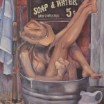Soap and Water